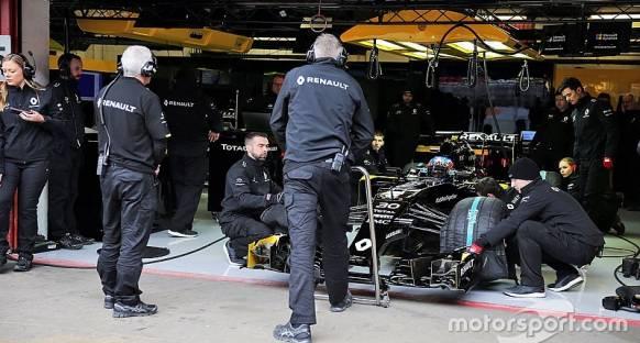 Magnussen'e göre Renault şu anda puan barajının yakınlarında