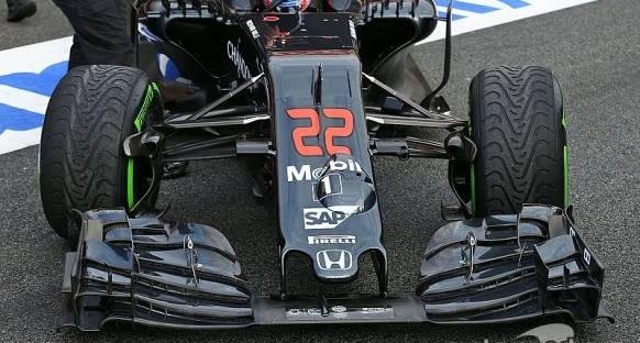 Teknik Analiz: McLaren MP4-31'in yeni ön süspansiyonu