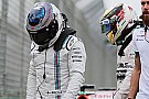 Bottas'a göre Williams 2016'da daha iyi işler yapabilir