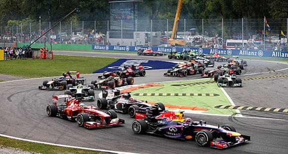İtalya GP'nin takvimde kalması için kanun değişikliği yapıldı