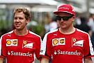 Allison: 'Raikkonen Vettel'in parasını hak etmesini sağlıyor'