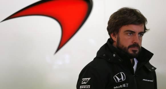 Alonso: 'RedBull'un motor problemi bizi ilgilendirmiyor'