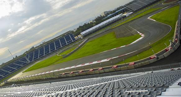 'Meksika GP'nin Dönüş Süreci Yoğun Geçti'