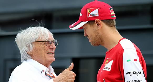 Ecclestone, F1'in Geleceğinde taraftarların Katılımını İstiyor