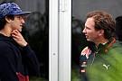 Red Bull, Ricciardo'ya 2016 İçin Güvence Verdi
