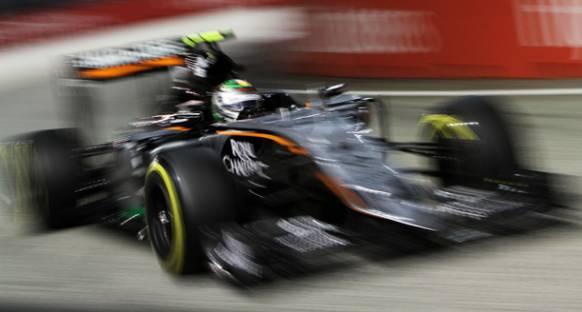 Force India, Perez Anlaşmasını Meksika GP'de Duyuracak