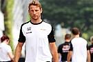 Button: McLaren-Honda'nın Performansı Acı Verici Halde