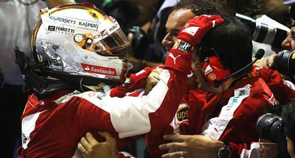 Ferrari, Parc Ferme'deki Arbede İçin Özür Dileyecek