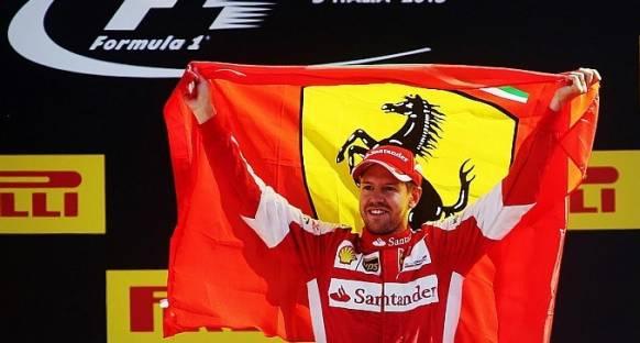Arrivabene: Vettel, Ferrari'de Işleri Yoluna Koyuyor