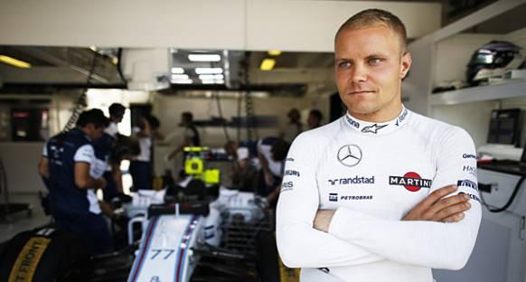 Williams ile Bottas arasındaki görüşmeler olumlu yönde