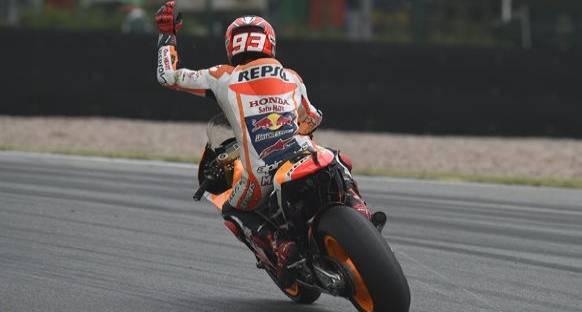 Moto GP: Marquez stilinden şüphe etmeye başladı