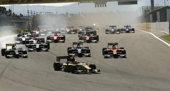 GP2, yeni F2 serisi olmak için FIA'ya başvurdu