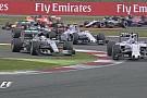 Silverstone'da inanılmaz bir mücadele var