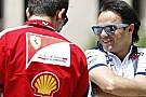 Massa, Williams'ta kalmak istiyor