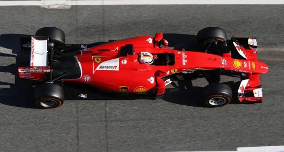 Sebastian Vettel inceleme altına alındı