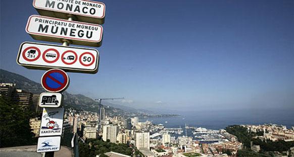 Monaco GP 1. Antrenman Turları Canlı