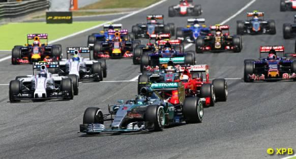 Rosberg: Ferrari'nin zayıf kalması oldukça şaşırtıcı