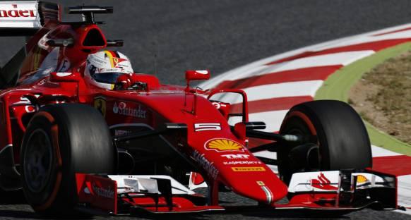 Vettel: Mercedes-Ferrari farkı açıldı