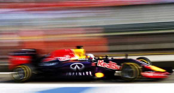 Horner: 'Ricciardo'nun tutumu çok etkileyici'