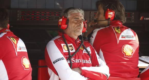 Ferrari geride olmayı zaten bekliyordu