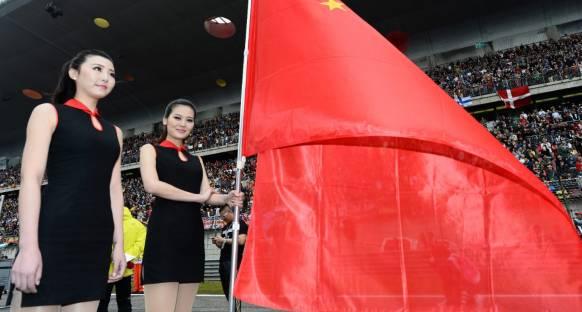 F1 2015 Çin GP saat kaçta hangi kanalda?