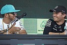 Hamilton: Rosberg beni engellemedi