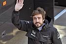 Alonso bugün simülatör çalışmasına katılacak