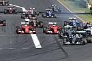 2015 Avustralya Grand Prix'si tekrarı