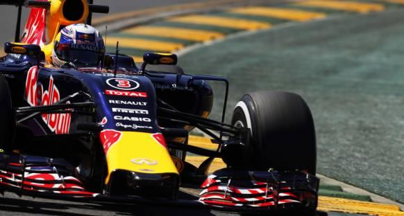 Ricciardo: Araç çok tutarsızdı
