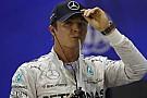 Rosberg'in hedefi şampiyon olmak