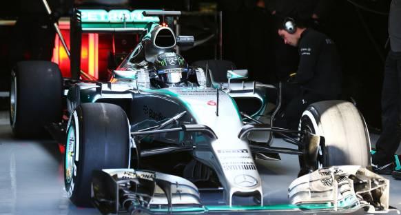 Mercedes: 'Ferrari güçlü görünüyor'