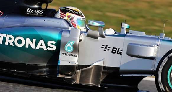 Barcelona testleri: Sabah seansının lideri Hamilton