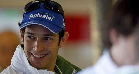 Bruno Senna, McLaren GT ekibine katıldı