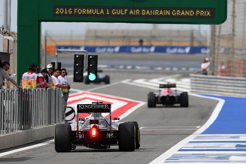 Технічний огляд Гран Прі Бахрейну