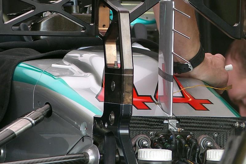 Технічні новинки Гран Прі Бразилії