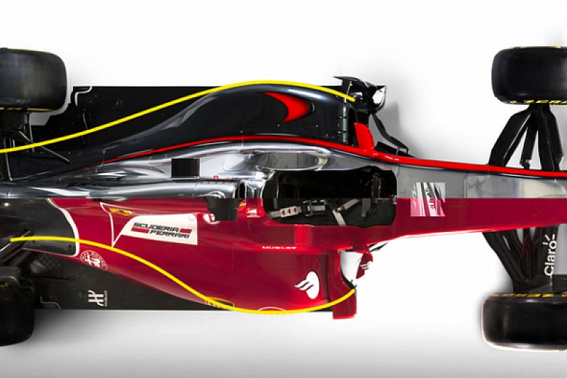 Як в McLaren копіюють ідеї?