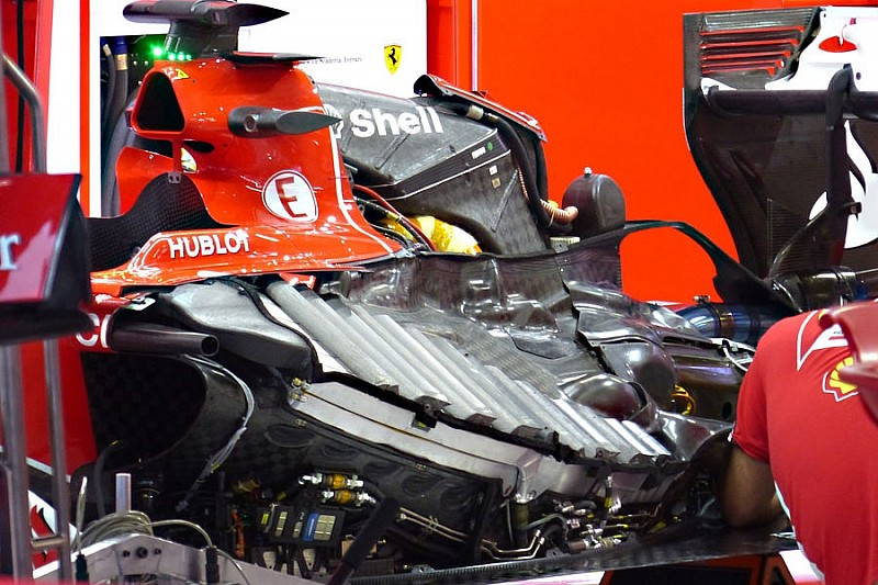 Ferrari не привезе новий мотор в США