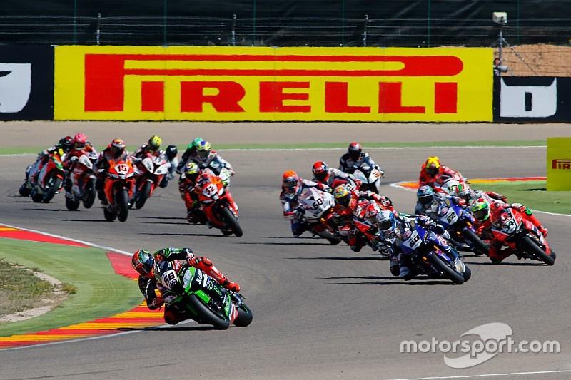 WSBK vindt geen vervanging voor Monza-weekend