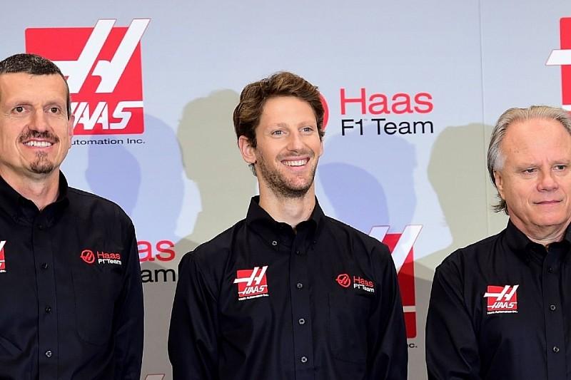 Haas підтвердила Ромена Грожана