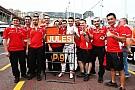 Marussia-Manor згадує Жюля Бьянкі