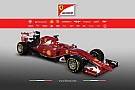 Ferrari представила SF15-T