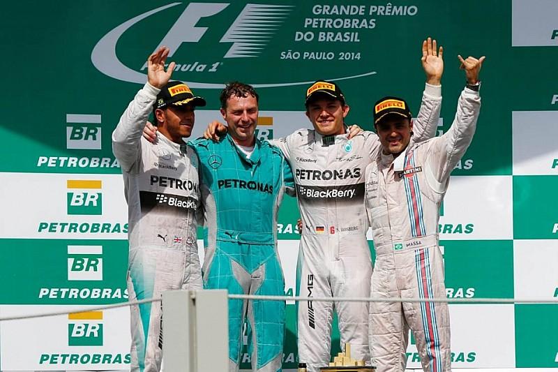 Гран При Бразилии: гонка