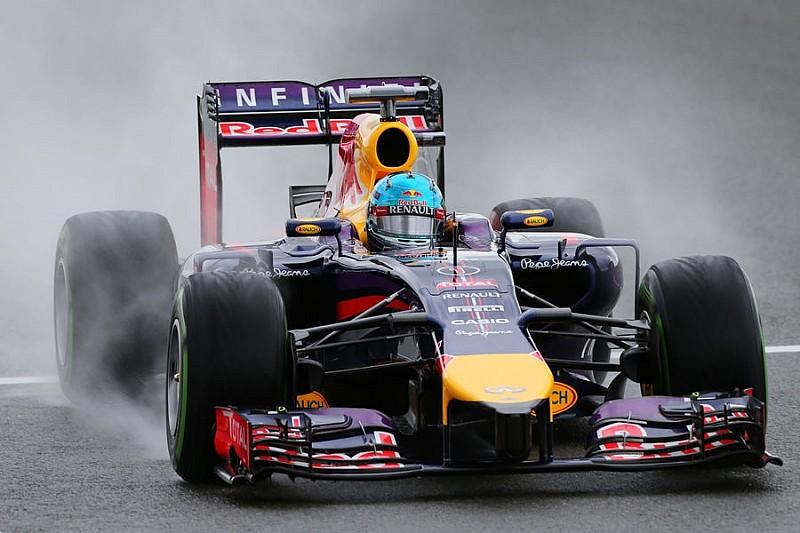 Гран При Великобритании: третья тренировка