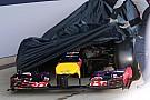 Red Bull провели секретные тесты