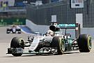 Formel 1 in Sochi: Lewis Hamilton mit Bestzeit im zweiten Training