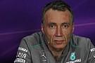 Технический директор Боб Белл уходит из Mercedes