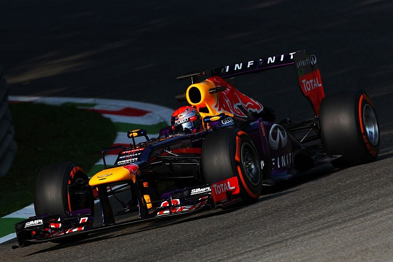 Гран При Италии: третья тренировка
