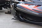 Formel-1-Technik: Neue Luftführung an den Seitenkästen des McLaren MP4-31