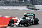 Rosberg vuole essere lo zar di Russia con Hamilton ko