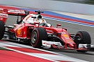 Vettel gelooft dat Ferrari kan knokken met Mercedes